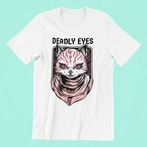 Deadly Eyes T-Shirt